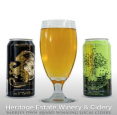 Heritage Estate Winery & Cidery in Barrie - Wineries & Microbreweries in  Summer Fun Guide