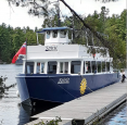 Stony Lake Cruises - The Spirit Of The Kawarthas in Woodview - Boat & Train Excursions in  Summer Fun Guide