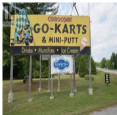 Coboconk Go-Karts & Mini-Putt in Coboconk - Amusement Parks, Water Parks, Mini-Golf & more in  Summer Fun Guide