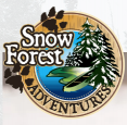 Snow Forest Adventures in Algonquin  - WINTER Fun in  Summer Fun Guide