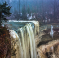Ball's Falls Conservation Area in Jordan - WINTER Fun in  Summer Fun Guide