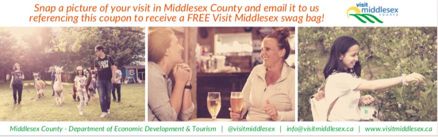 Middlesex coupon - Free Mug