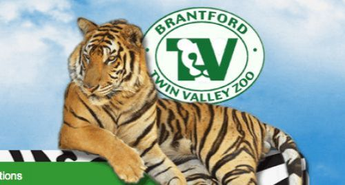 Twin Valley Zoo Logo