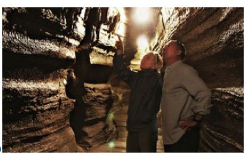 Bonnechere Caves in Eganville - Attractions in EASTERN ONTARIO Summer Fun Guide