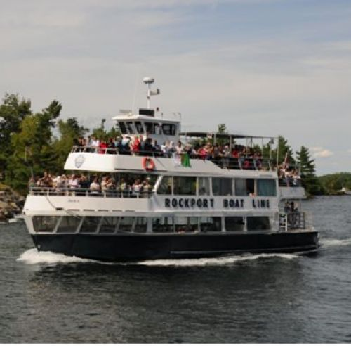1000 Islands Rockport Cruises in Leeds and the Thousand Islands - Boat & Train Excursions in  Summer Fun Guide