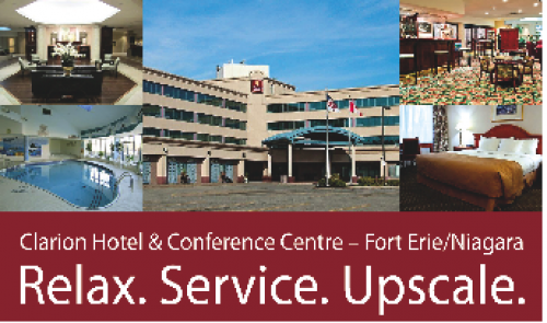 Clarion Hotel & Conference Centre - Fort Erie