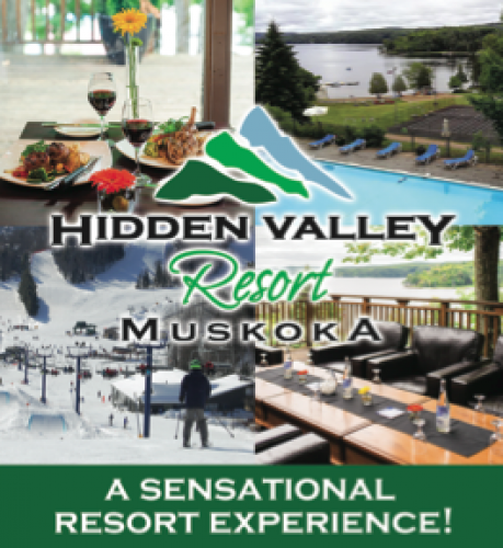 Hidden Valley Resort in Huntsville - Accommodations, Resorts & Spas in CENTRAL ONTARIO Summer Fun Guide