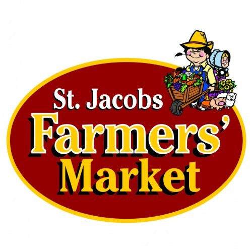 St Jacobs Farmers' Market & Flea Market in Waterloo - Fun Farms, U-Pick & Markets in SOUTHWESTERN ONTARIO Summer Fun Guide