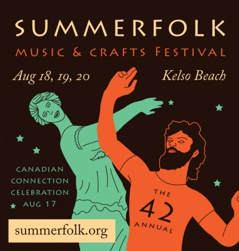 Summerfolk Music & Crafts Festival - Aug. 18-20, 2017