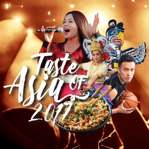 Taste of Asia Festival