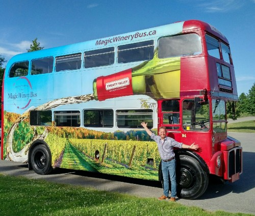 Magic Winery Bus Tours in Jordan - Wineries & Microbreweries in NIAGARA REGION Summer Fun Guide