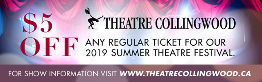 $5 OFF any ticket - Theatre Collingwood
