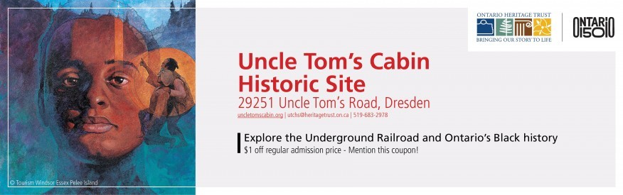 Uncle Tom's Cabin - $1.00 OFF