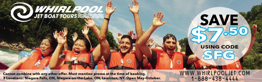 Whirlpool Jet Boat Tours Coupon - $7.50 off