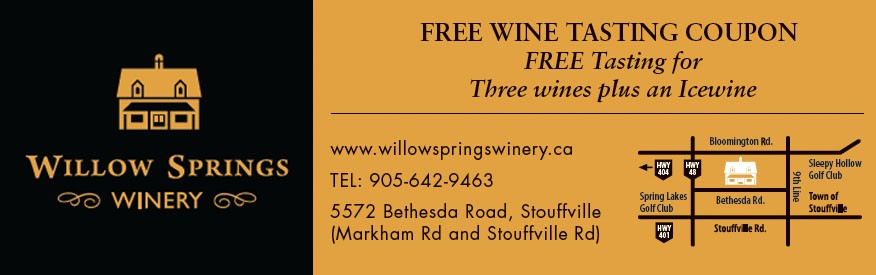 Willow Springs - Free Tasting