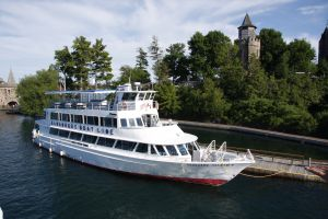 1000 Islands Cruises Gananoque Boat Line