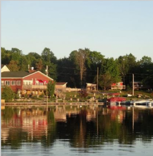 Ahmic Lake Resort in Ahmic Harbour - Accommodations, Resorts & Spas in CENTRAL ONTARIO Summer Fun Guide