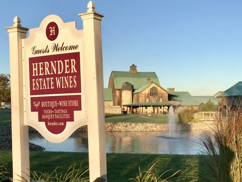 Hernder Estate Wines  in St. Catharines - Wineries & Microbreweries in NIAGARA REGION Summer Fun Guide