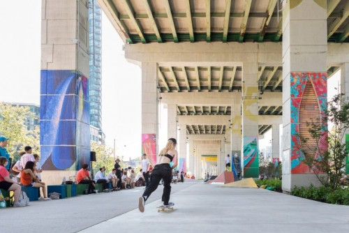Bentway, The in Toronto - Attractions in  Summer Fun Guide