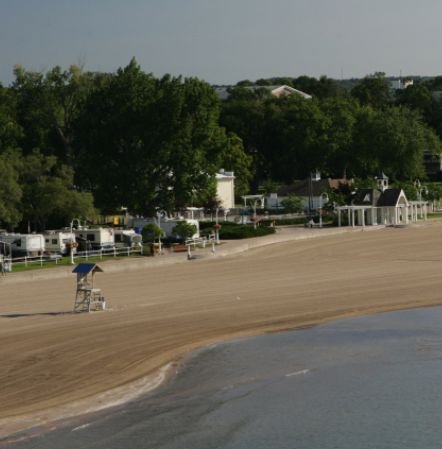 Cobourg Beach and Summer Festivals