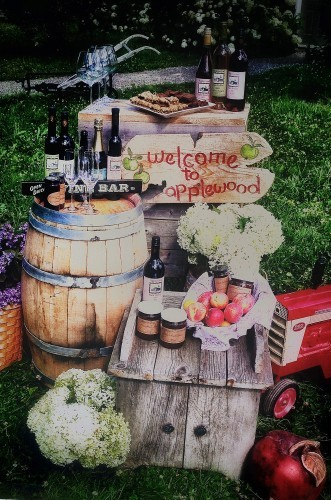 Applewood Farm Winery~North of Port in Seagrave - Fun Farms, U-Pick & Markets in  Summer Fun Guide