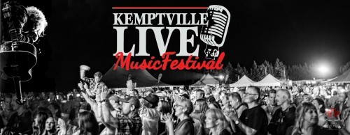 Kemptville Live Music Festival  July 2018 in Kemptville - Festivals, Fairs & Events in OTTAWA REGION Summer Fun Guide