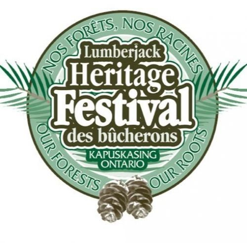Kapuskasing Lumberjack Festival, July 21 - 23, 2017