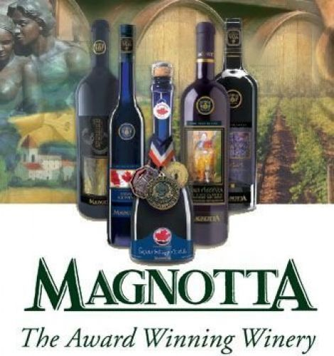 Magnotta Winery - Canada's most award winning winery!