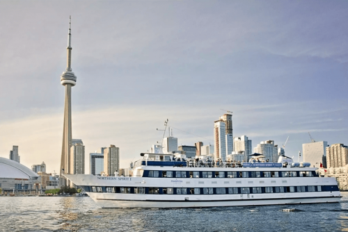 Mariposa Cruises by Hornblower (Closed until 2021) in Toronto - Boat & Train Excursions in  Summer Fun Guide