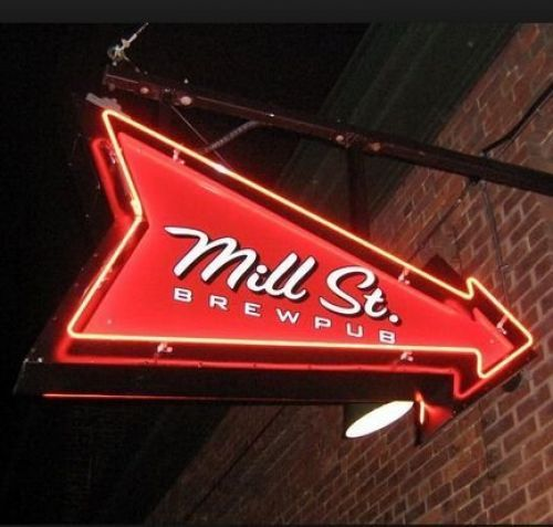 Mill Street Brew Pub and Mill Street Beer Hall