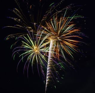 Annual Mount Forest Fireworks Festival - July 20-22, 2018