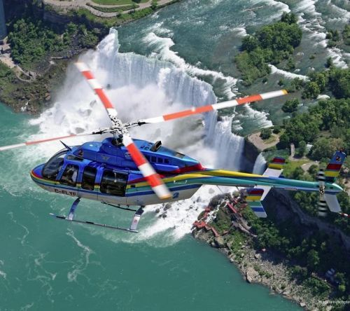Niagara Helicopters Limited in Niagara Falls - Sightseeing Tours in  Summer Fun Guide