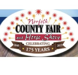 Norfolk County Fair and Horse Show - Oct 3-9, 2017