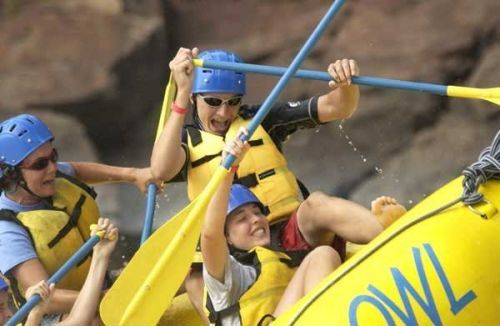 Owl Rafting on the Ottawa River in Foresters Falls - Outdoor Adventures in  Summer Fun Guide