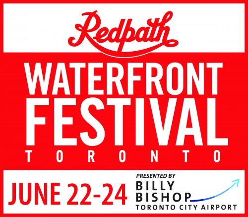 Redpath Waterfront Festival presented by Billy Bishop Airport '18 in Toronto - Amusement Parks, Water Parks, Mini-Golf & more in  Summer Fun Guide