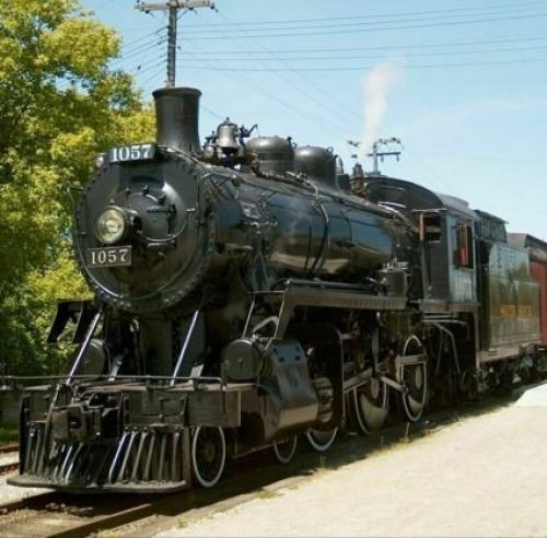 South Simcoe Railway  in Tottenham - Boat & Train Excursions in GREATER TORONTO AREA Summer Fun Guide