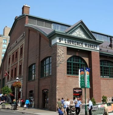 St Lawrence Market Complex