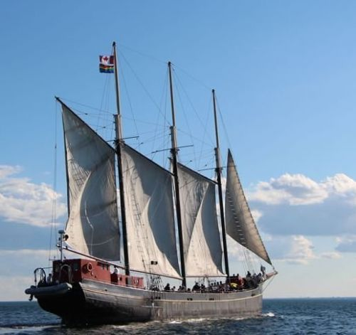 Tall Ship Kajama in Toronto - Attractions in GREATER TORONTO AREA Summer Fun Guide