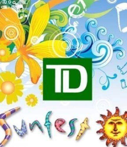 TD Sunfest - July 6 - 9, 2017