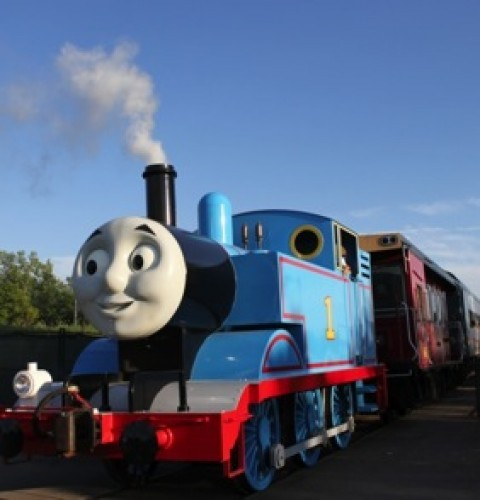 Meet Thomas The Tank Engine And Friends