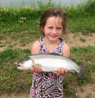 Public Trout Fishing - Wilmer Trout Ponds  in Durham - Fishing & Hunting in  Summer Fun Guide